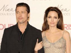 Brad Pitt and Angelia Joli
