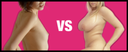 big tits vs small tits