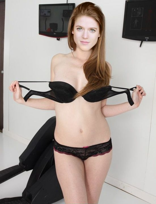 rose leslie - sexiest babes from game of thrones
