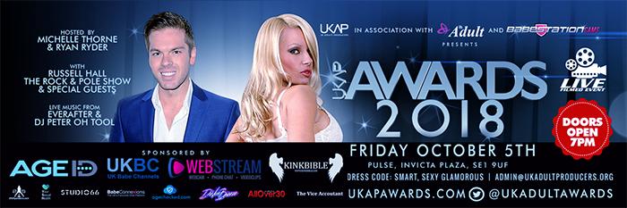 2018 ukap awards